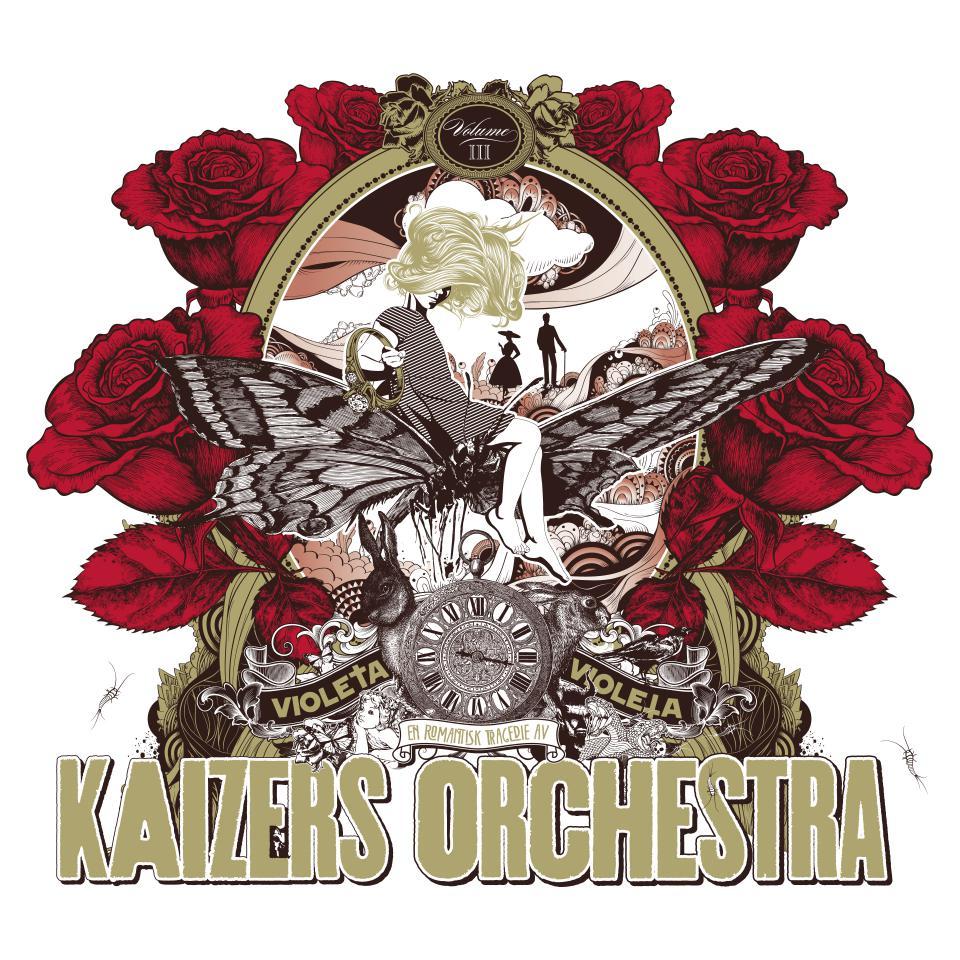 Kaizers Orchestra, Violeta Violeta Vol. III